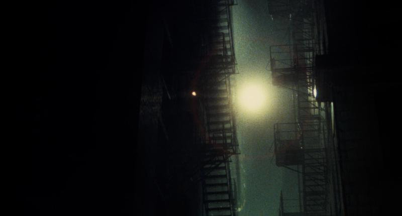 Soaked nighttime staircases, in Thief 1981