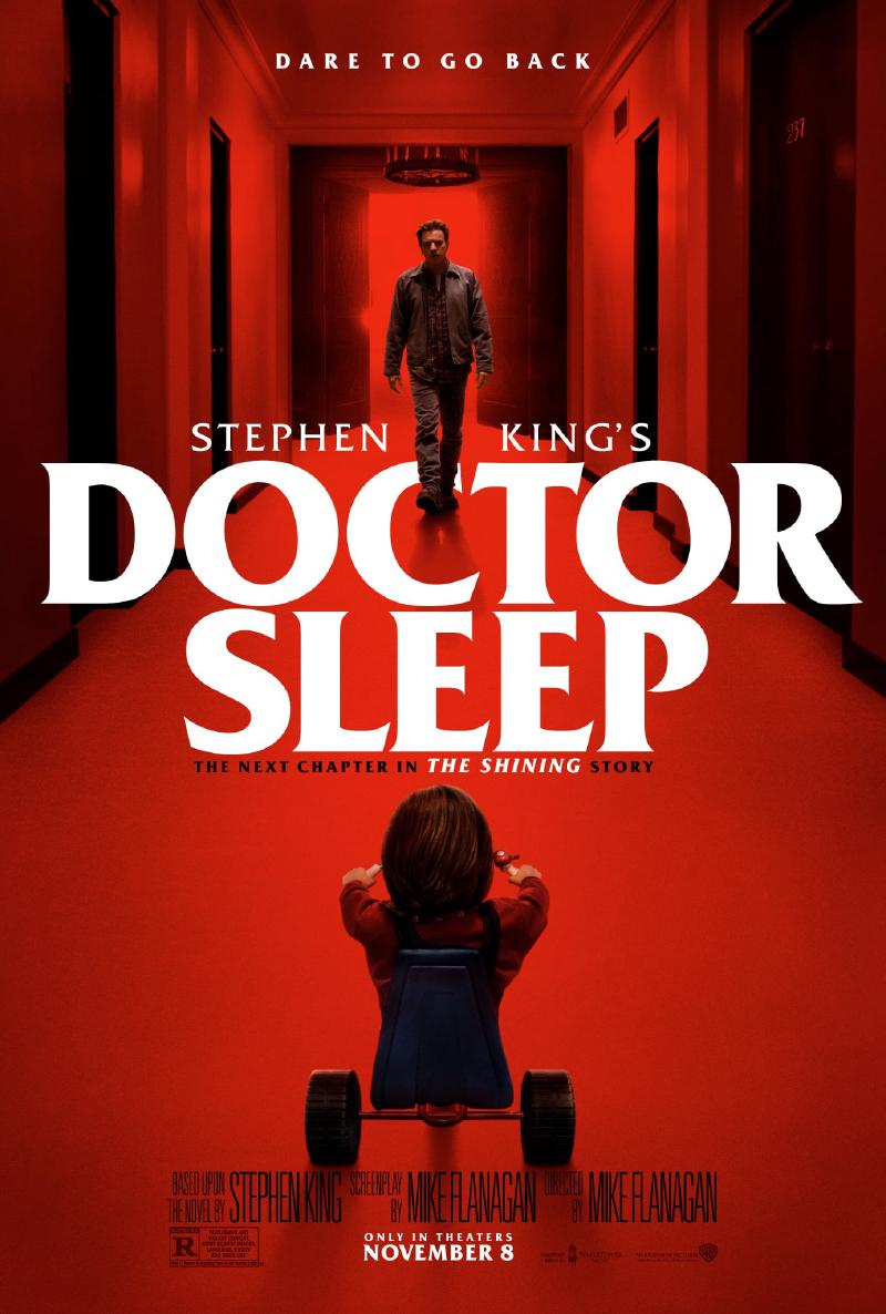 Doctor Sleep (2019) official poster